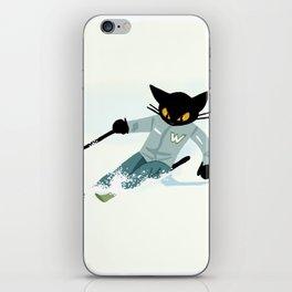 Skiing iPhone Skin
