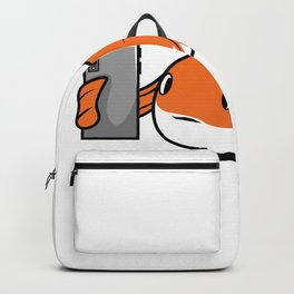 Goldfish - no buck Backpack
