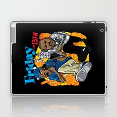 Friday the 13th Laptop & iPad Skin