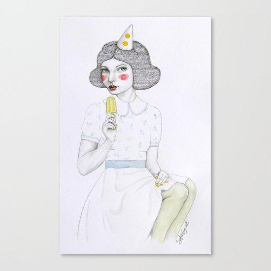 Andria Canvas Print