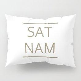 SAT NAM glow Pillow Sham