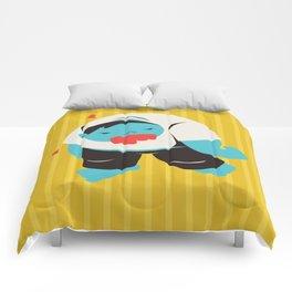 Zombie Dave Comforters