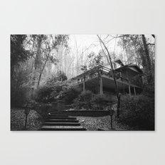 Home Again Canvas Print