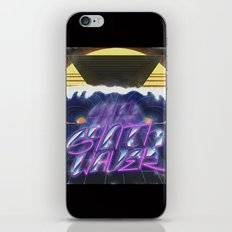 Synthwaver iPhone & iPod Skin