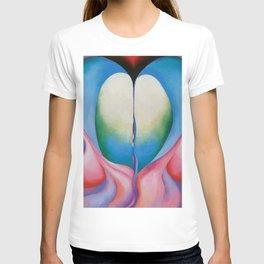 SERIES 1, NUMBER 8 - GEORGIA O'KEEFFE T-shirt
