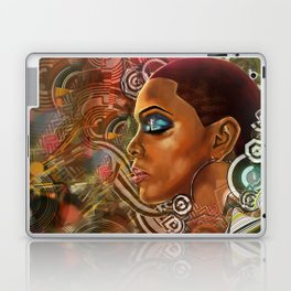 Ethereal Sister I Laptop & iPad Skin