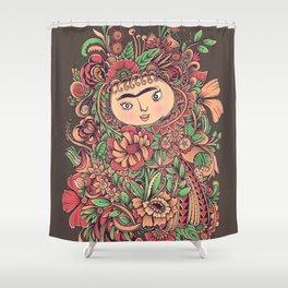 Chloris Shower Curtain