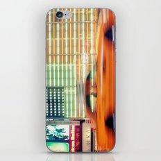 NYC Taxi iPhone & iPod Skin
