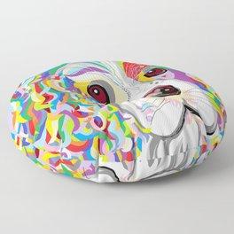Spaniel Floor Pillow