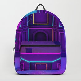Living  In Fairy Tales Backpack