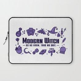 Modern Witch Do No Harm Laptop Sleeve