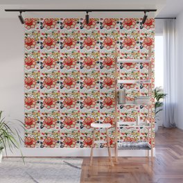 Floral_106 Wall Mural