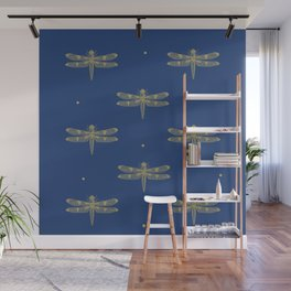 Dragonflies Wall Mural