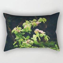 Withstanding the rain Rectangular Pillow