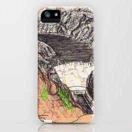 Nevada iPhone Case