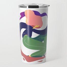 Hippy Vortex Travel Mug