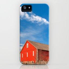 Spangler House Farm iPhone Case