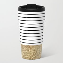 MaRINiera with gold  Travel Mug