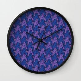 An Ode to Escher Wall Clock