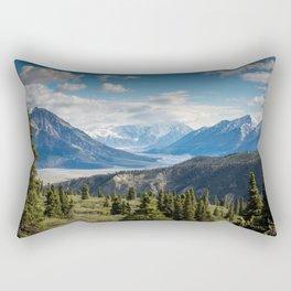 all that remains Rectangular Pillow