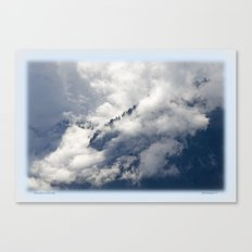 MISTY ISLANDS IN THE SKY Canvas Print