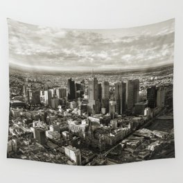 Melbourne City Wall Tapestry