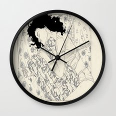 T-S.G. (Sleep Well) Wall Clock