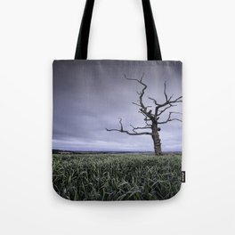 Old and Lonely Tote Bag
