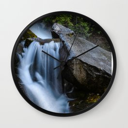 Cottonwood falls Wall Clock