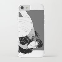 yaoi iPhone & iPod Cases featuring Getting Older by Cassandra Jean
