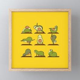 Strengthen My Avo- Coredo Framed Mini Art Print