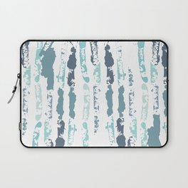 Stringy (and Happy) Pea Pods Laptop Sleeve