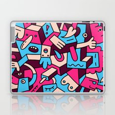 Dumbbell Fiasco Laptop & iPad Skin