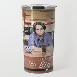 The Big Lebowski Travel Mug