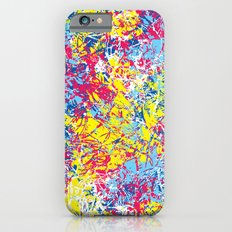 Abstract 5 iPhone 6s Slim Case