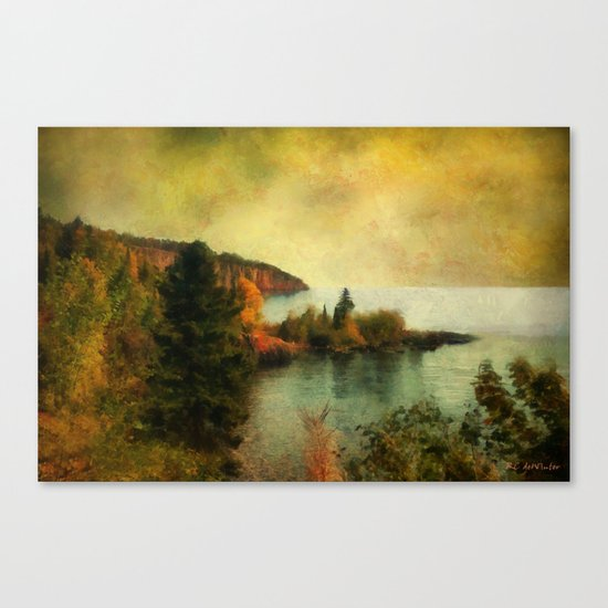 The Magic Hour Canvas Print
