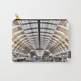 Paddington Railway Station London Carry-All Pouch