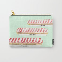 FRENCH ECLAIR  Carry-All Pouch