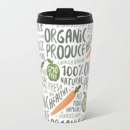 Organic Produce Travel Mug