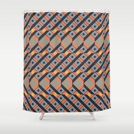 Jessie Spano Shower Curtain