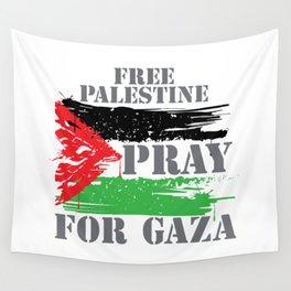VINTAGE FREE PALESTINE Wall Tapestry