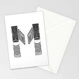 """Tao """"Letter M"""" Stationery Cards"""