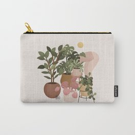 Plants Area Carry-All Pouch