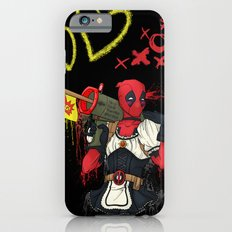 Dead Pool-chan Slim Case iPhone 6s