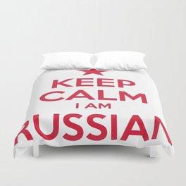 RUSSIA Duvet Cover