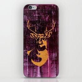 Deer II iPhone Skin