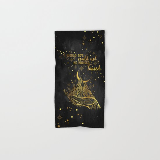 ACOMAF - Tamed Hand & Bath Towel