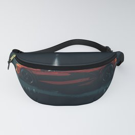 American Sports Car / Supercar (Mid-Engined) Fanny Pack
