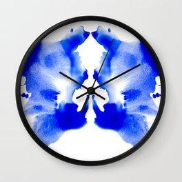 Rorschach No.3 Wall Clock