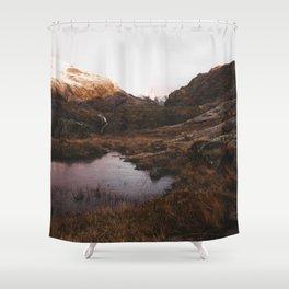 Moskenes Shower Curtain